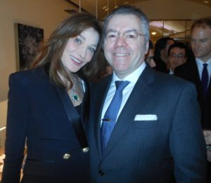 Carli Bruni & David Stringer-Lamarre