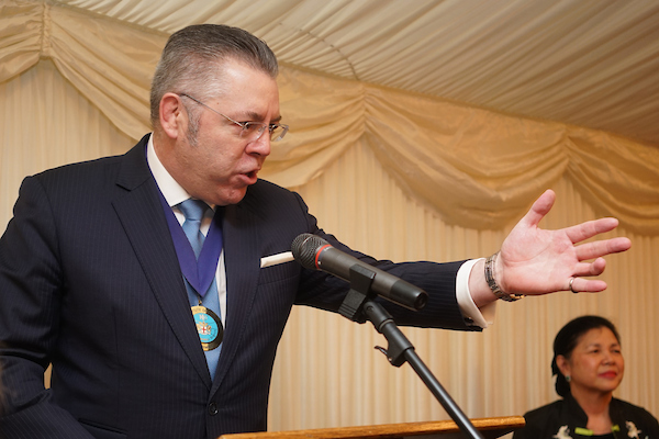 Christmas Celebration Party at the House of Lords sponsored by The Baroness Garden